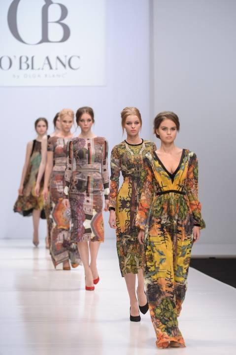 News Events O Blanc On Fashion Week Moscow Fall Winter 2016